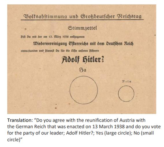 Hitlervote